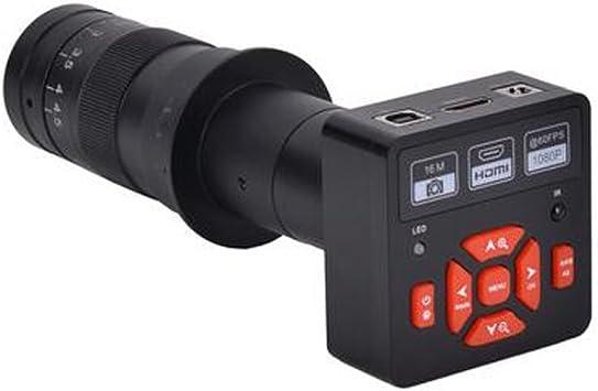 Desconocido Cámara de Microscopio HD Full HD 1080P 60FPS ...