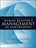 img - for Handbook of Human Resource Management in Government (2010-08-02) book / textbook / text book