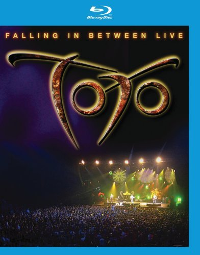 Toto: Falling in Between Live [Blu-ray] Blue Leach Leland Sklar Bobby Kimball Greg Phillinganes