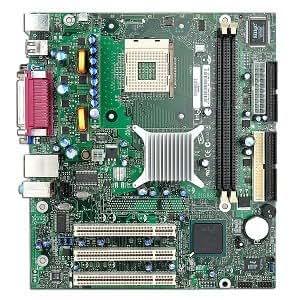 Intel d845epi/d845gvsr desktop board no display solution