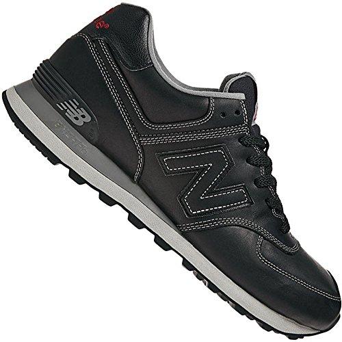 Nieuw Evenwicht M574gs Herren Sneaker Zwart