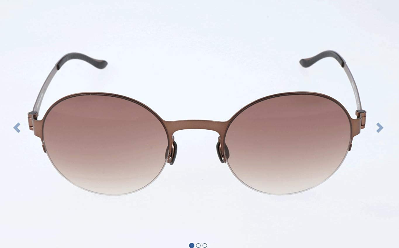 Mercedes-Benz Sonnenbrille M1036 Gafas de sol, Marrón (Braun ...