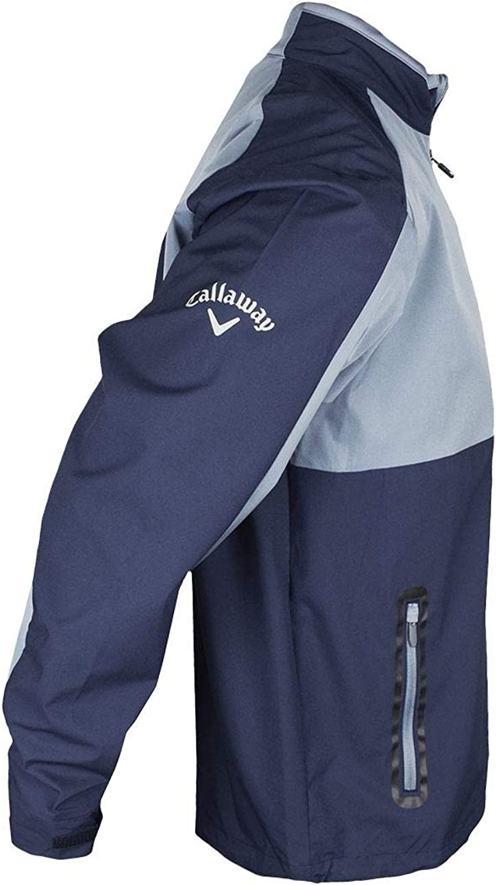 Callaway Men's Quarter Zip Peacoat