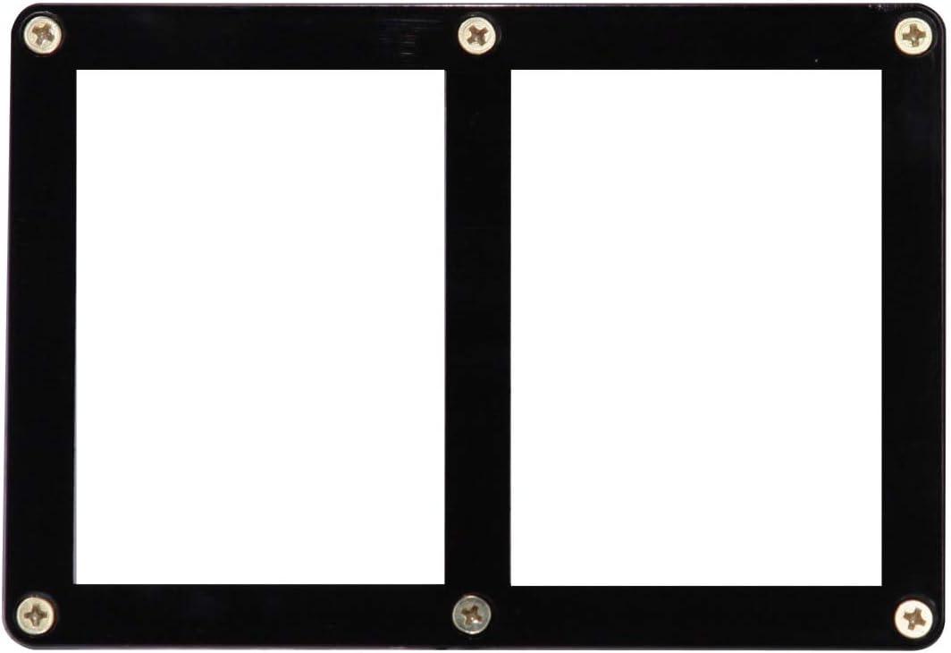 50 Ultra Pro 1//4 Screw Screwdown non recessed holder For Regular Cards New lot