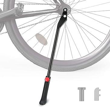 Achort Soporte de pie para Bicicleta, Caballete Lateral de ...