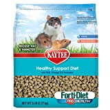 Kaytee Forti Diet Pro Health Mouse, Rat 5-Pound, My Pet Supplies
