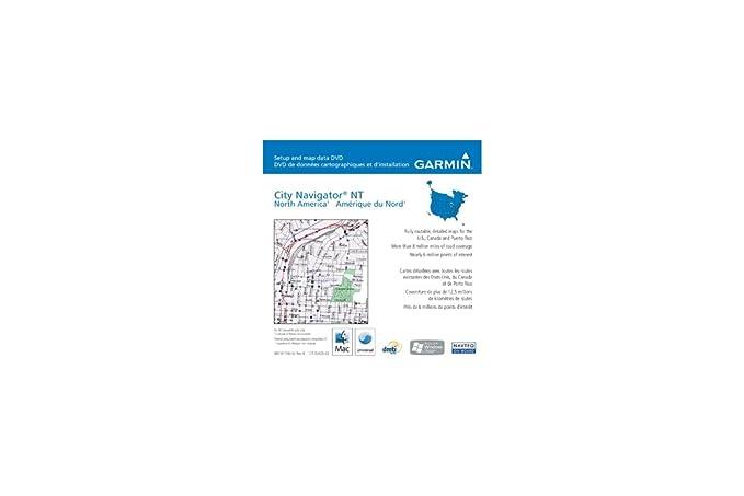 Amazon.com: Garmin nüMaps North America Onetime Map Update for ...
