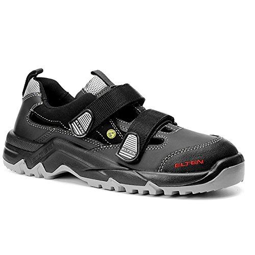 Elten Laslo 723291-39, green S1p Sandale ESD, Mehrfarbig, 2061842
