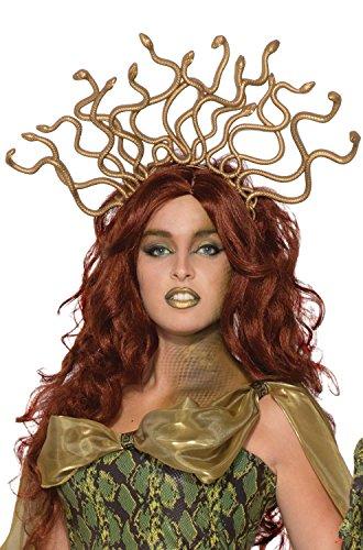 Forum Novelties Medusa Headband - Egyptian Cleopatra Headpiece for Women -