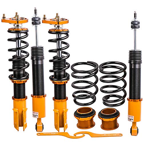 Performance Coilovers Struts for Ford Mustang 4th Generation 1994-2004 Adj. Damper & Height Spring Shock Suspension Kits