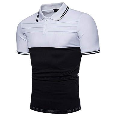 Camisa De Polo De Los Hombres De De La Moda Los Hombres Mode De ...