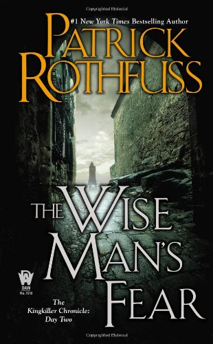 """The Wise Man's Fear - The Kingkiller Chronicle"" av Patrick Rothfuss"