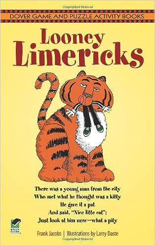 Les meilleurs ebooks téléchargement gratuitLooney Limericks (Dover Children's Activity Books) PDF