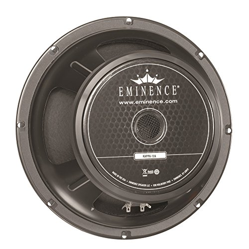 Eminence Kappa 12A 12in 900 Watt 8 Ohm Speaker ()