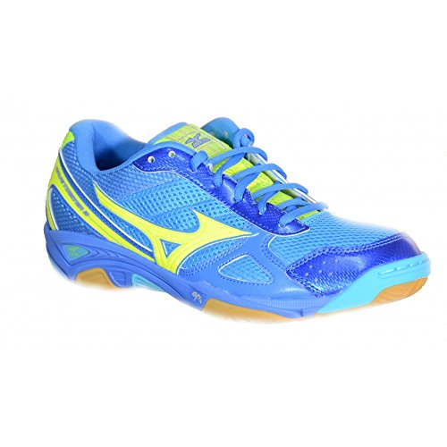 Mizuno - Mizuno Wave Twister 3 Zapatos Deportivos Azul Tejido 147245 Azul