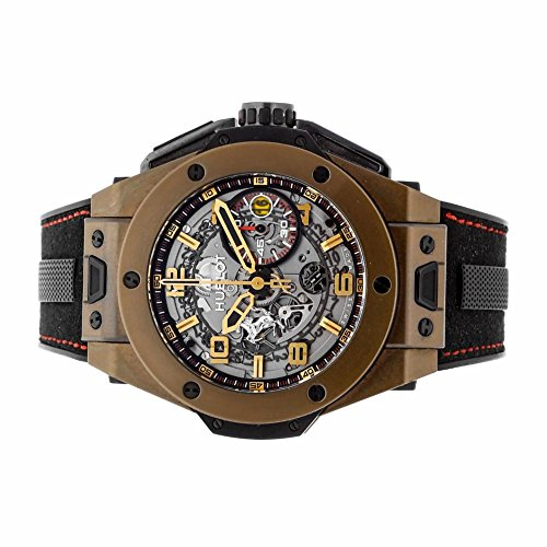 Hublot Big Bang automatic-self-wind mens Watch 401.MX.0123.VR (Certified Pre-owned)