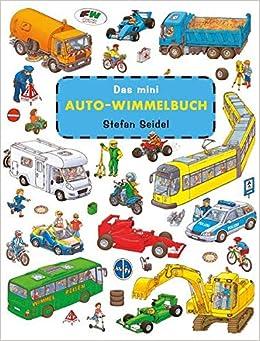 Das große Auto Wimmelbuch ab 2 Jahre mit fortlaufenden Geschichten