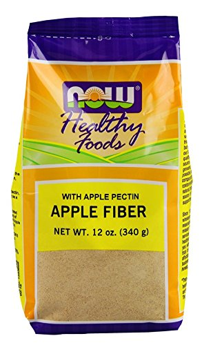 - Now Foods Pure Apple Fiber 12 oz 340 g