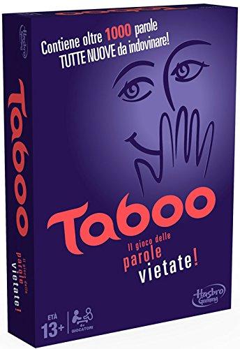 467 opinioni per Hasbro Gaming- Taboo