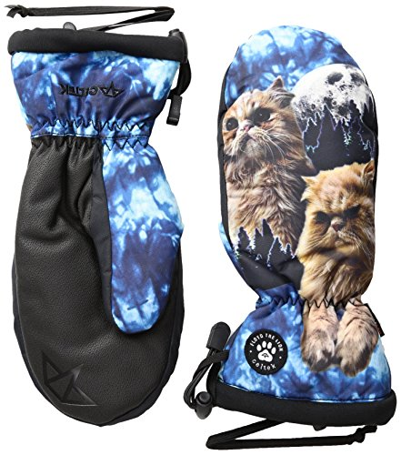 UPC 844096076675, Celtek Women's Bitten By A Womittens Floyd The Lion Mitts, Large