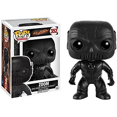 Funko POP TV: The Flash Zoom Action Figure: Artist Not Provided: Toys & Games