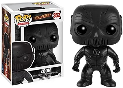 b190008b6c2 Amazon.com  Funko POP TV  The Flash Zoom Action Figure  Artist Not ...