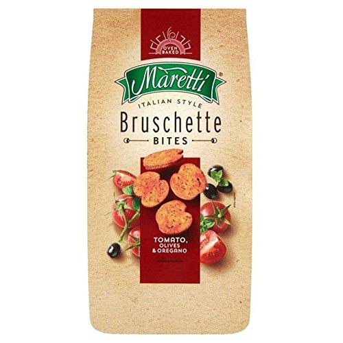 Maretti Tomato, Olives & Oregano Bruschetta Bites 150g