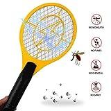 Best Bug Zapper Rackets - MEIREN Electric Fly Swatter, Handheld Bug Zapper Racket Review