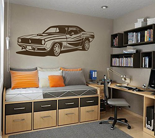 ik964-wall-decal-sticker-american-muscle-car-plymouth-bedroom