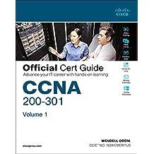 CCNA 200-301 Official Cert Guide, Volume 1