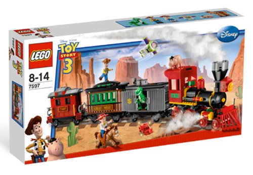 LEGO Toy Story 3 - Western Train Chase
