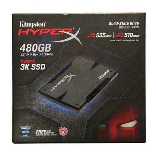 KINGSTON HYPERX SSD DRIVERS DOWNLOAD FREE