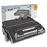 LD © Remanufactured Replacement Laser Toner Cartridge for Hewlett Packard Q5945A (HP 45A) Black, Office Central