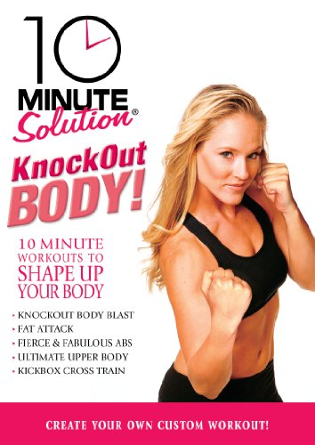 (10 Minute Solution: Knockout Body Workout)