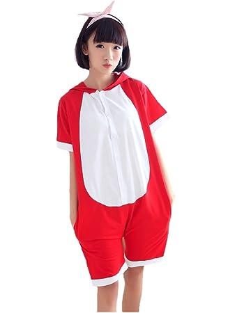 Amazon.com: Cartoon Animal pijamas Onesies Kigurumi traje de ...