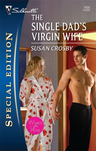 book cover of The Single Dad\'s Virgin Wife