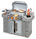 Little Tikes Kitchen Cook 'n Grow BBQ Grill Playset Toy Toddler Pretend Play Kid
