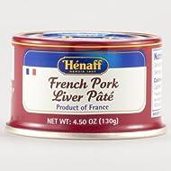 Henaff Pork Liver Pate 4.5 oz (Pack of 3)