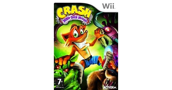 Amazon.com: Crash: Mind Over Mutant - Wii: Video Games