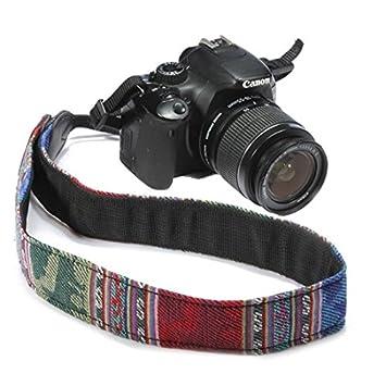Correa para cámaras réflex digitales Nikon Canon y Sony Vintage ...