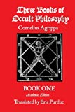 Three Books of Occult Philosophy Book One: A Modern Translation by Cornelius Agrippa (2012-06-25)