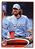 2012 Topps Update Series Baseball Card # US200 Chris Perez All-Star Cleveland Indians