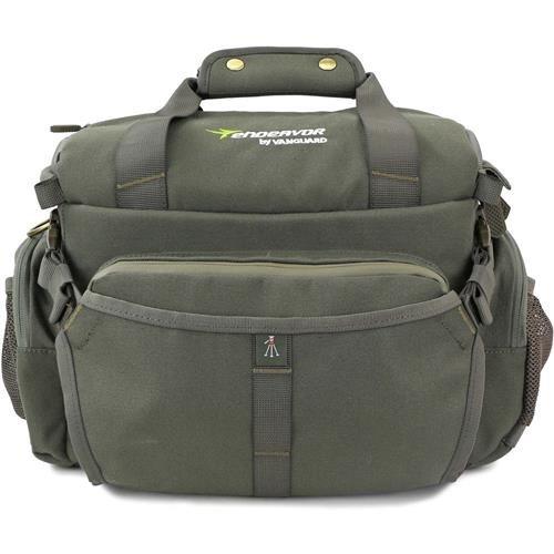 Vanguard Endeavor 900 Shoulder Bag, Green by Vanguard