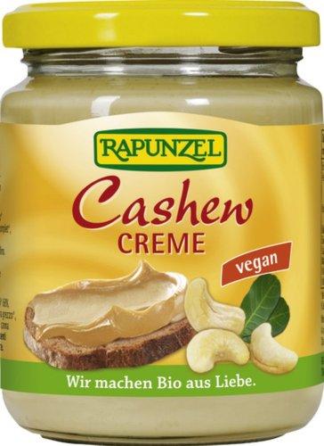 Rapunzel Cashew Cream Organic Vegan 8.82oz Fresh Roasted Nuts