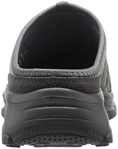 Chaussure Multi Skechers Repute Easy Going de Synthétique Marche Charcoal nrqqIUZ8xw