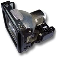 SHARP XG-C60X Projector Replacement Lamp with Housing
