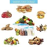 Sous Vide Bags 20pack Reusable Vacuum Food