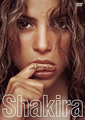 Oral Fixation Tour (DVD/CD) (Shakira Best Dance Performance)