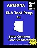 Arizona 3rd Grade ELA Test Prep, Teachers Treasures, 1482690616