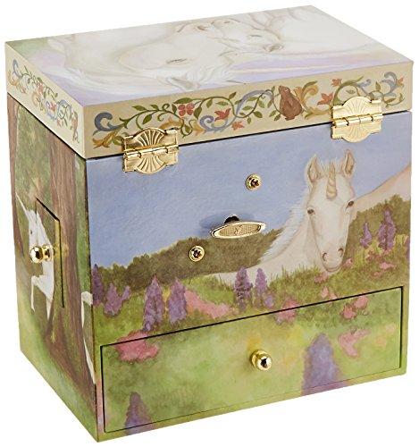 Enchantmints Unicorn Music Jewelry Box Creative Products
